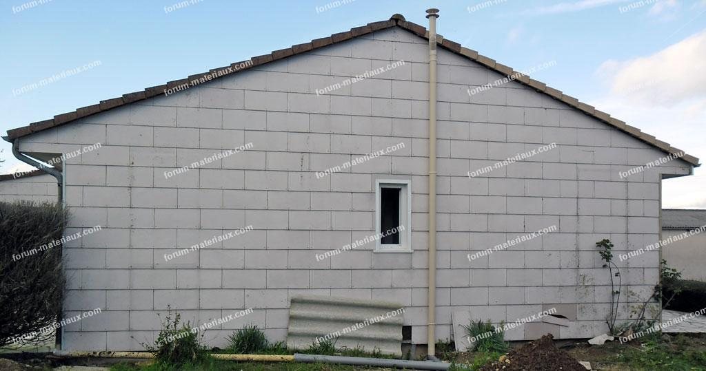 rénovation bardage fibro maison